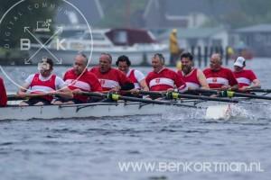 Het Spaarne rowing 8+