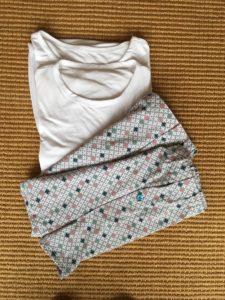 Sewing male underwear part 2