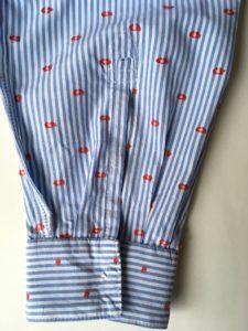Theo overhemd weekend versie