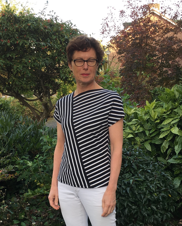 LMV Odette T-shirt meets Veritas Hannelore Top