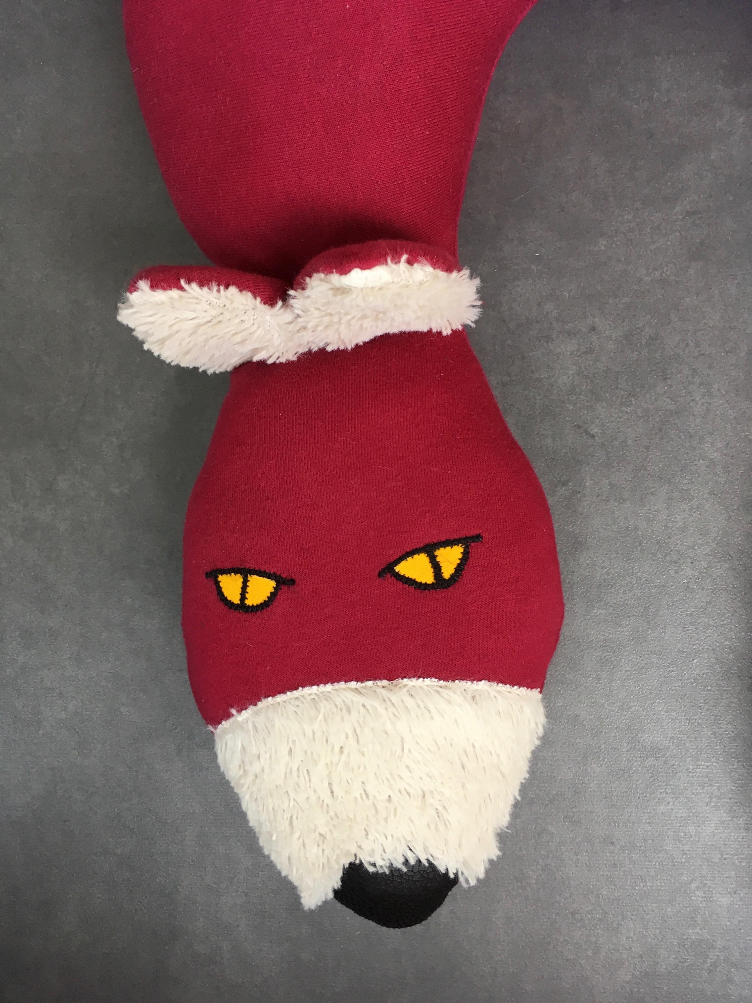 Fox Travel Neck Pillow