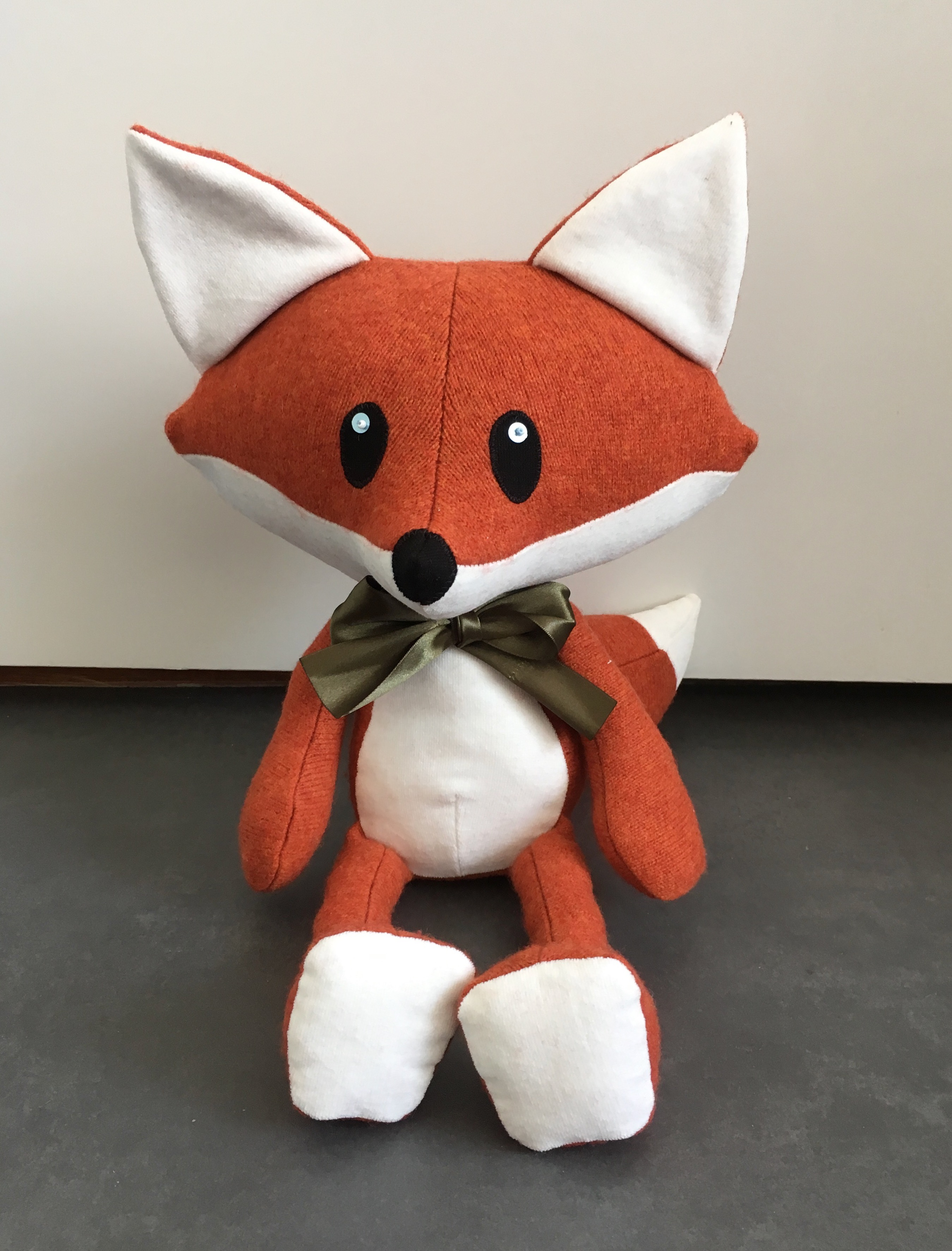 Misty's Whimsies Fox called Cherry