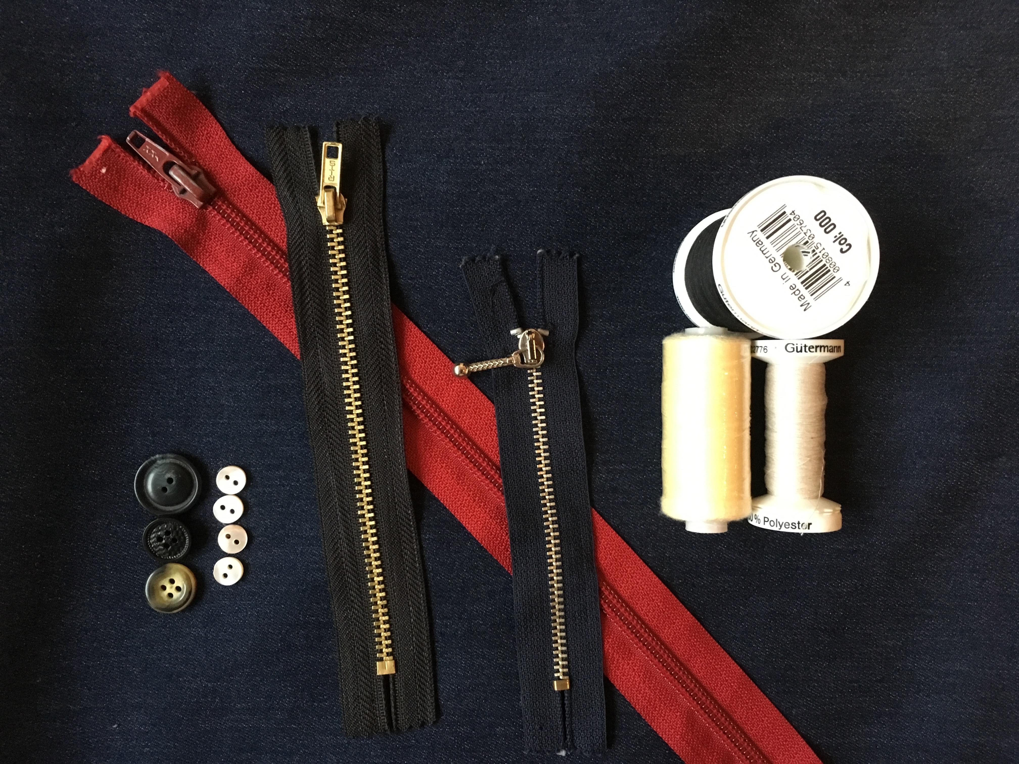 prijskaartje zelfgemaakte kleding bepalen