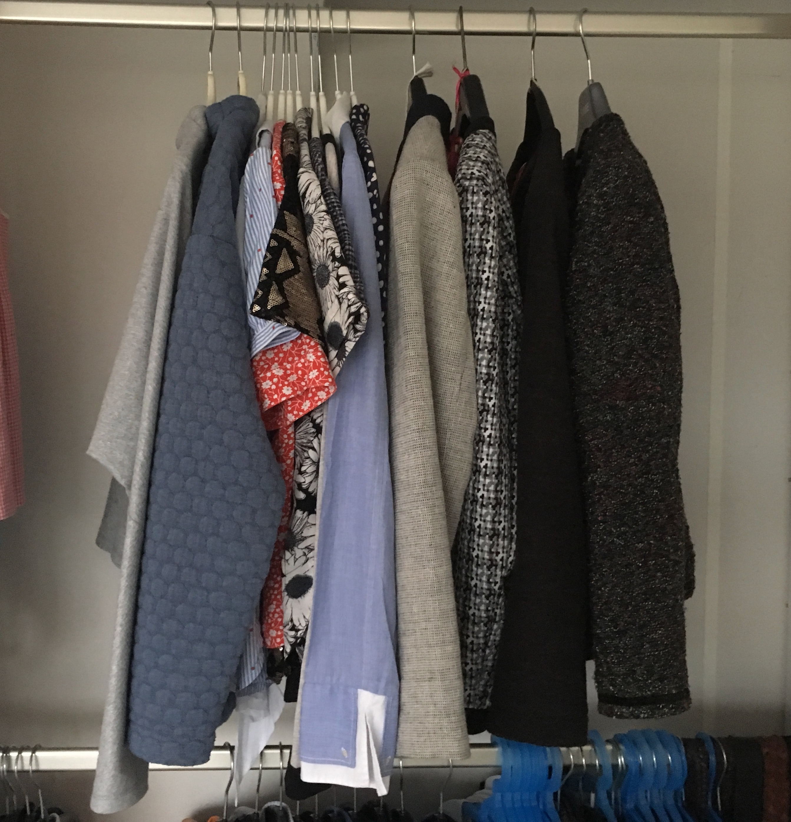 Zelfgemaakte kleding goedkoop