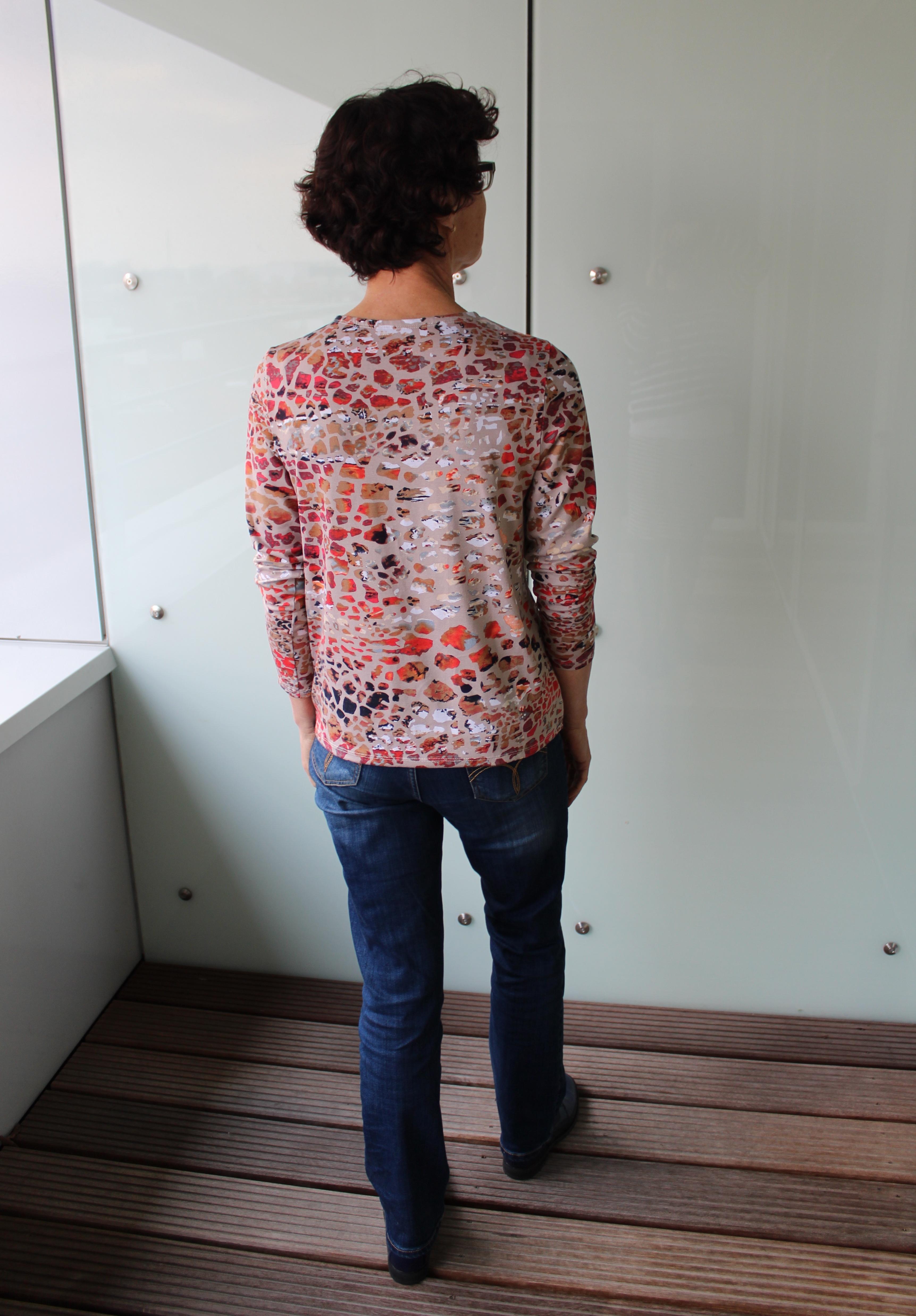 knotenshirt Shirt Mahé Elle Puls