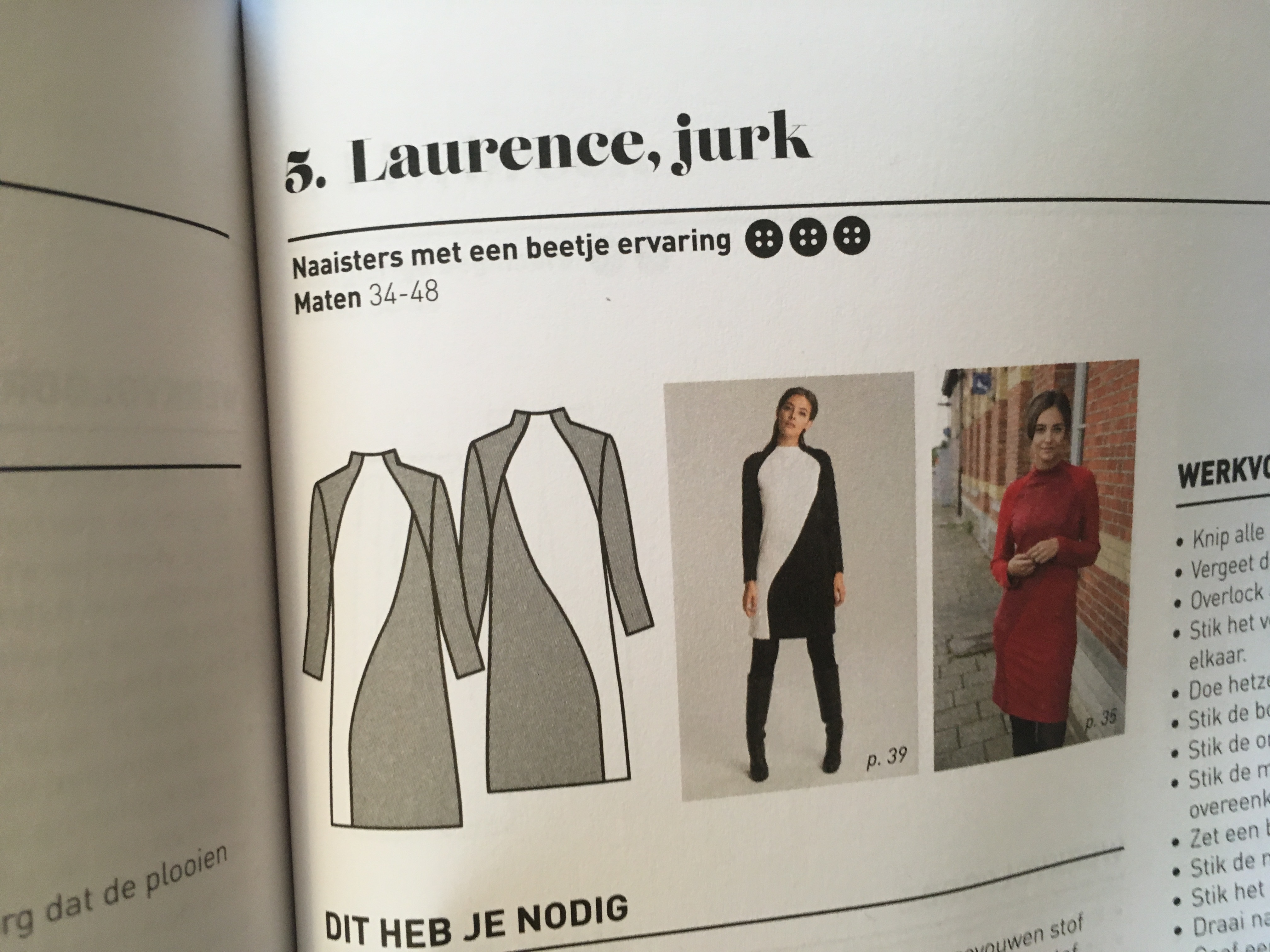 Day&Night Dress Challenge 2018 fabric