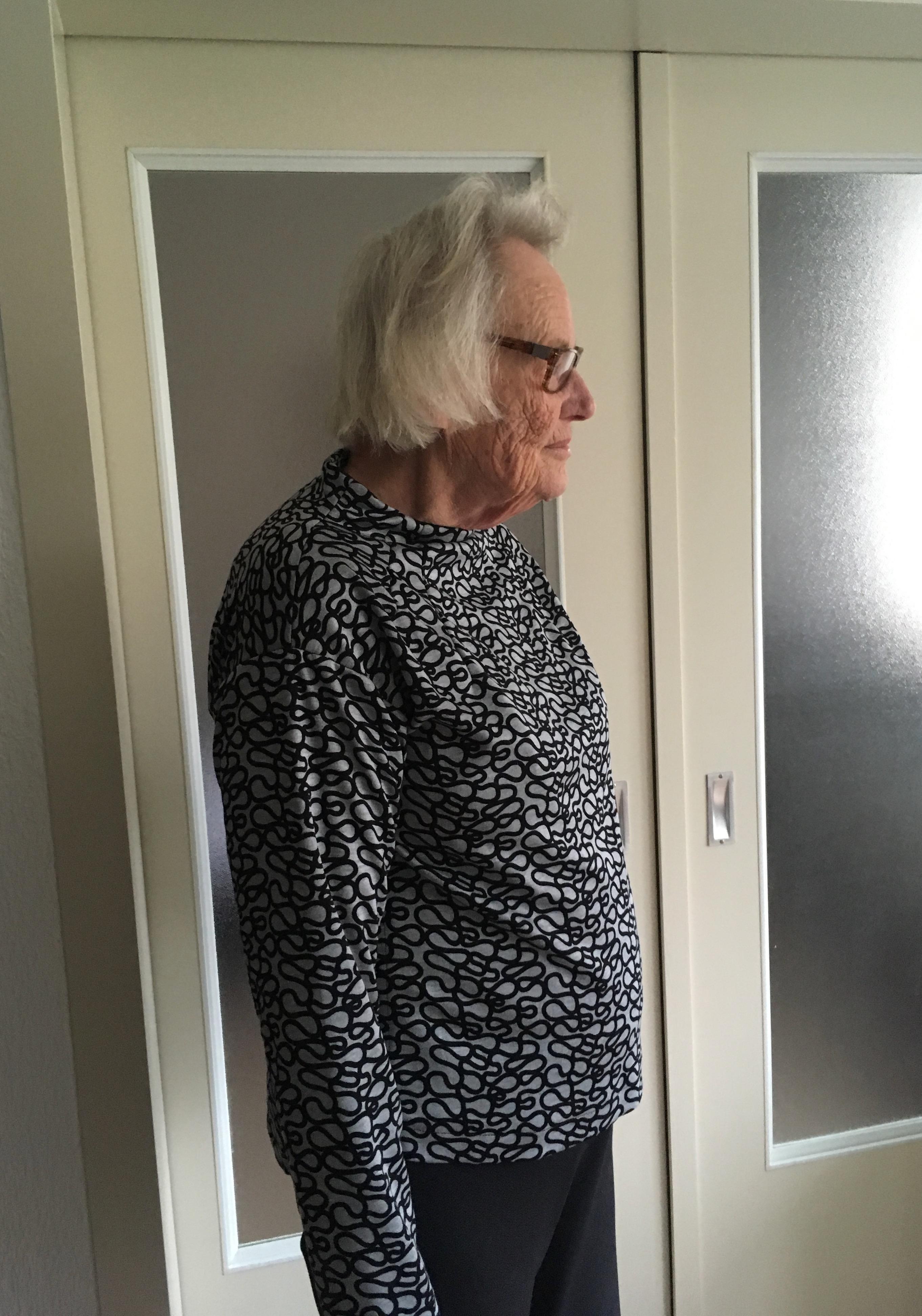 Named Talvikki sweater derde versie