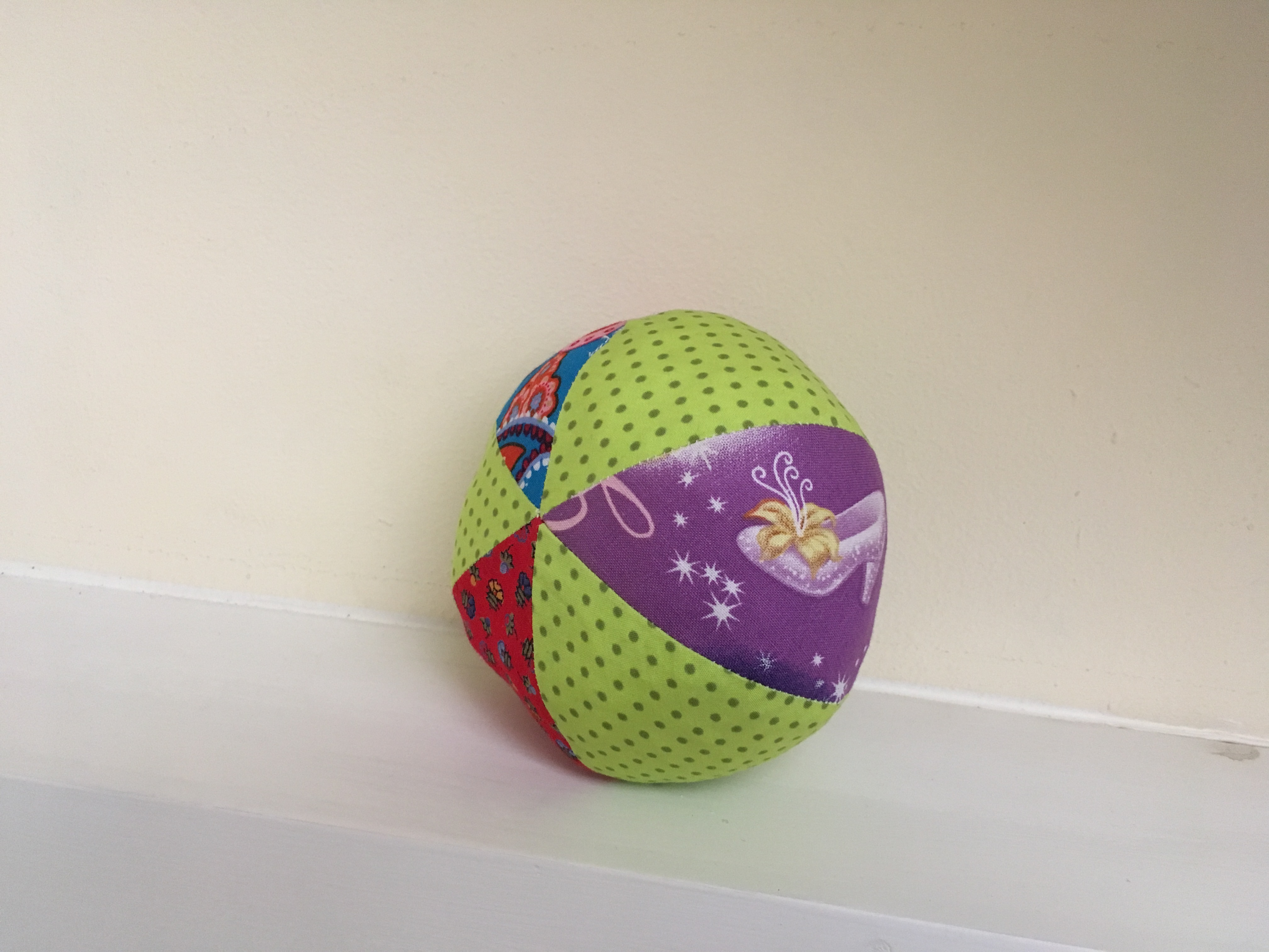 Zelfgemaakte Flosstyle Babies First Toys