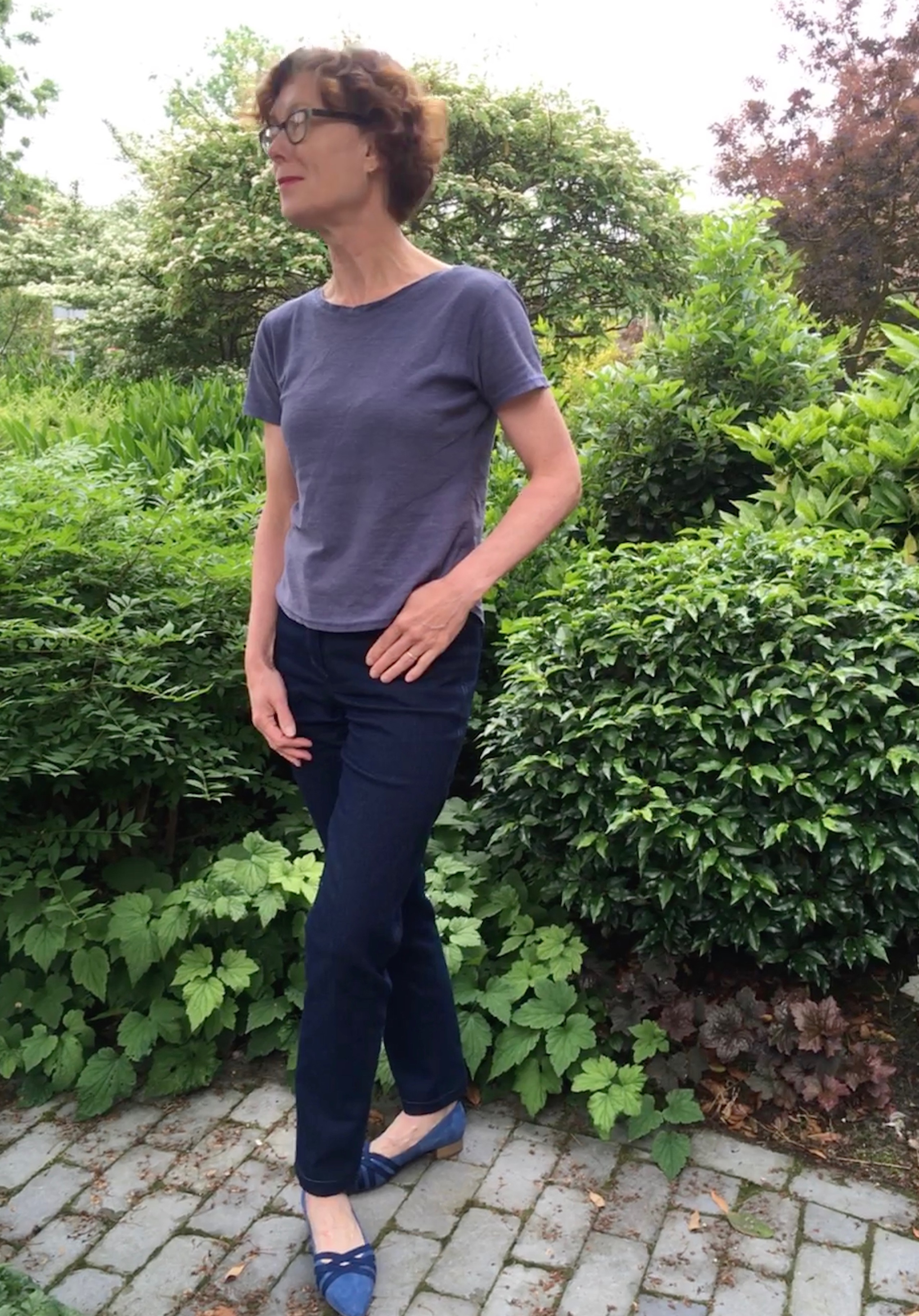 LMV Malmö Broek jeans-style