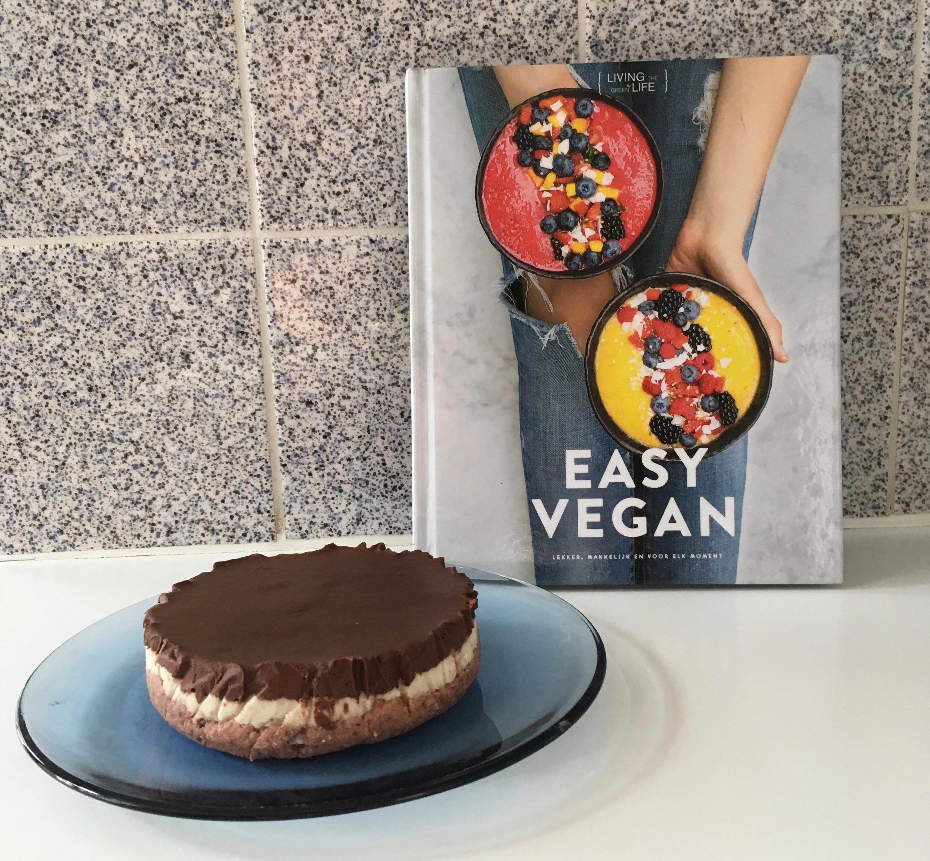 Vegan Bounty Taart
