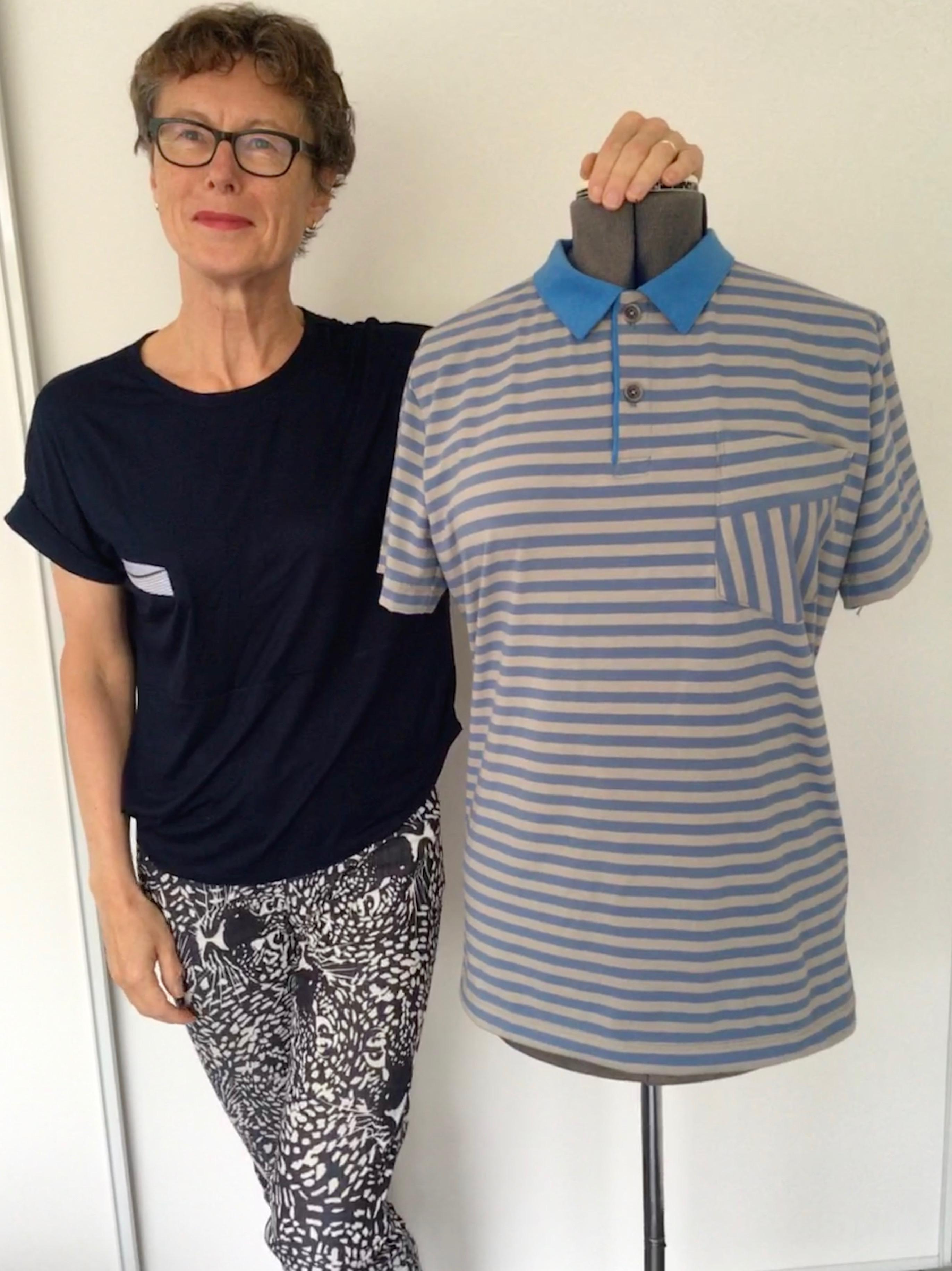 Zonen09 Theo met Style Arc Blaire als vakantie kleding