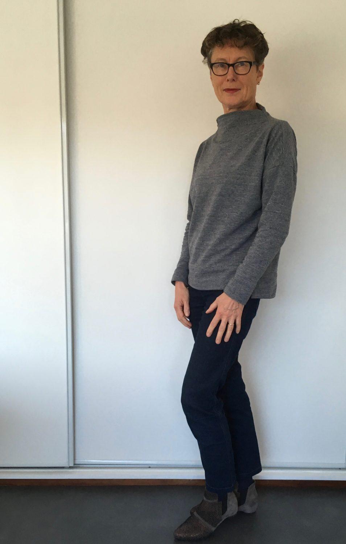 My Ensemble Patterns Sunday Everyday Sweater