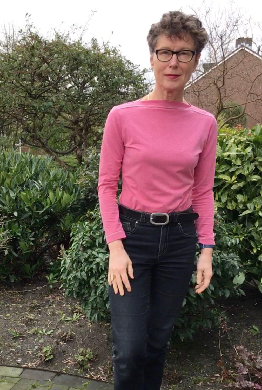 JLH Gable Top roze versie